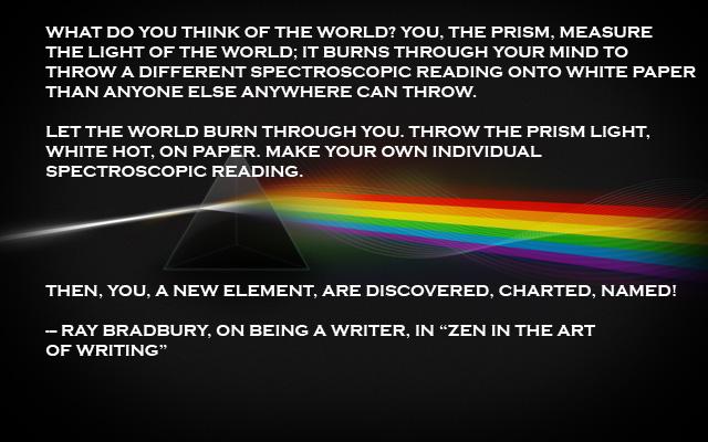 Bradbury-spectrum