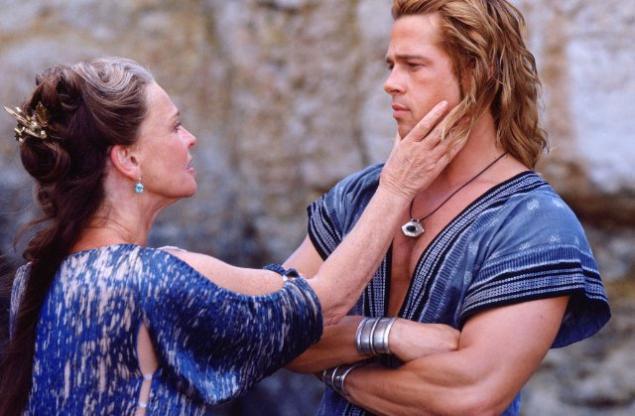 Troy-Thetis-Achilles