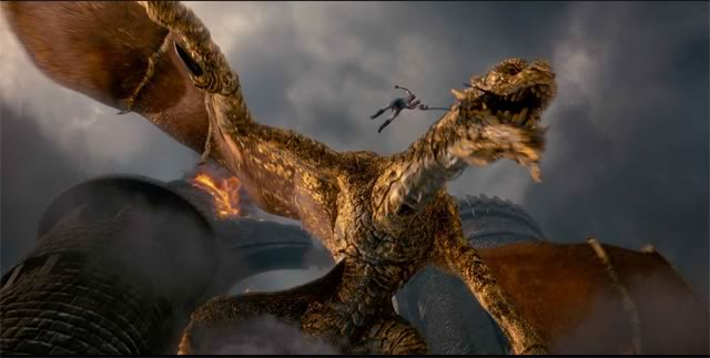 Beowulf's dragon