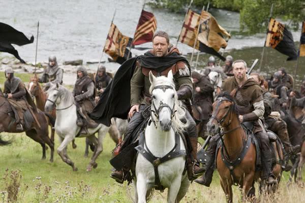 Robin Hood as leader