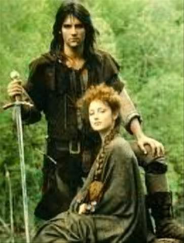 Sherwood's (TV series) original Robin