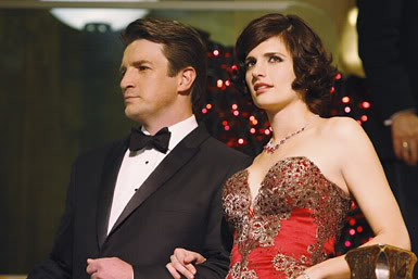 Rick Castle in high society
