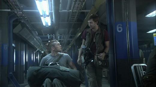 Jake in wheelchair in Avatar