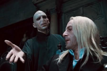 Voldemort is a villain