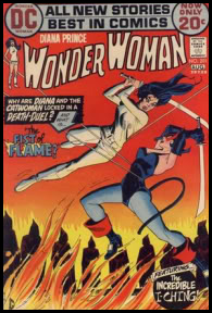 Wonder Woman de-powered