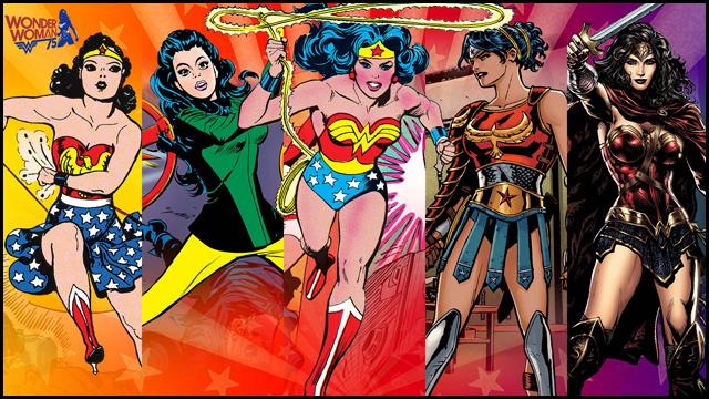 Wonder Woman triumphant