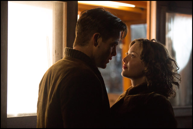 Bernie and Miriam in The Finest Hours